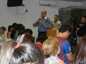 Tenda da Congregação - São Luiz - MA