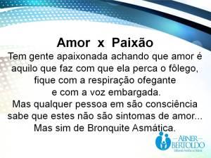 Amor x Paixão - Bronquite - Blog 6