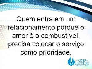 Amor x Serviço - Blog 5
